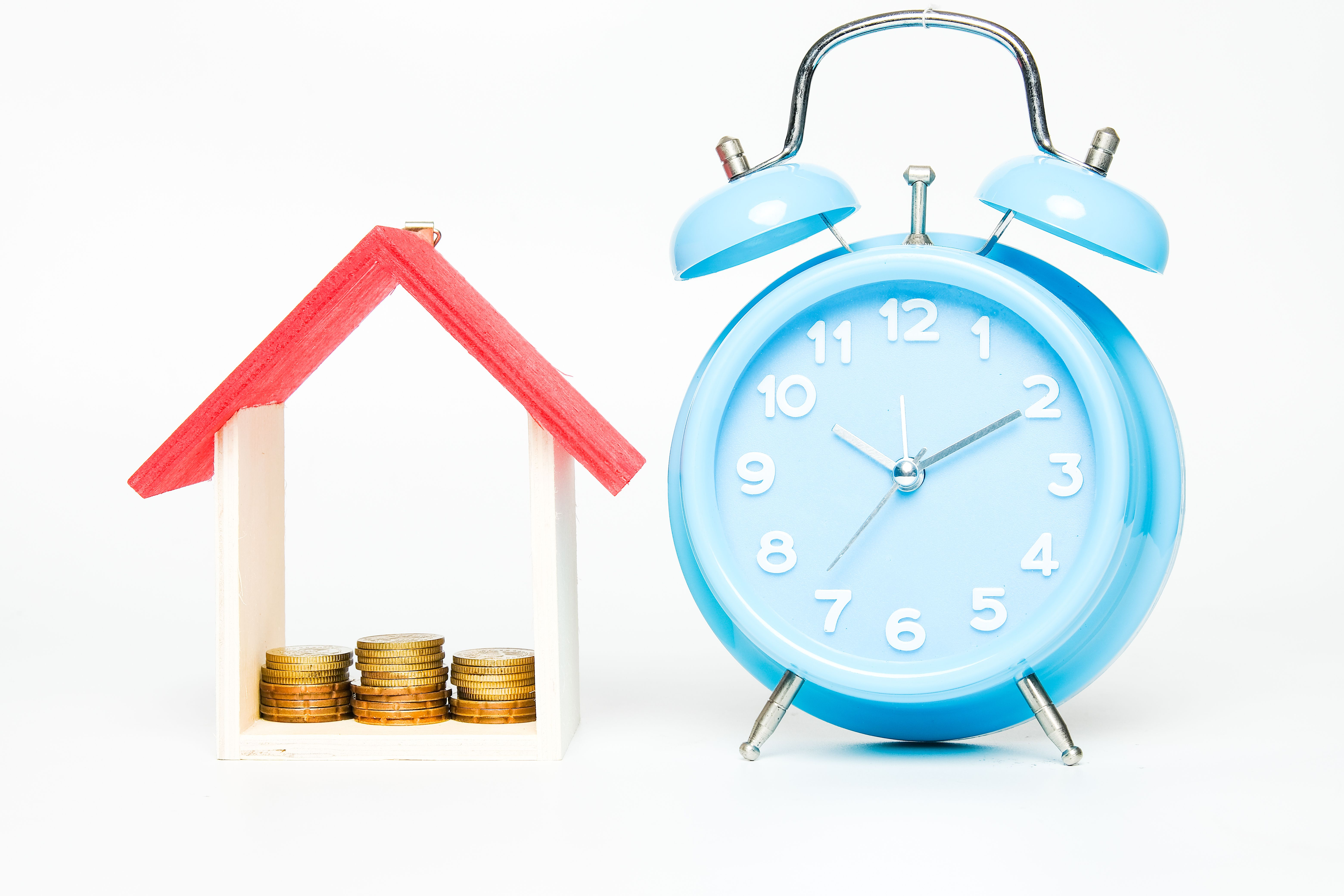 Which is the best time to buy a property?